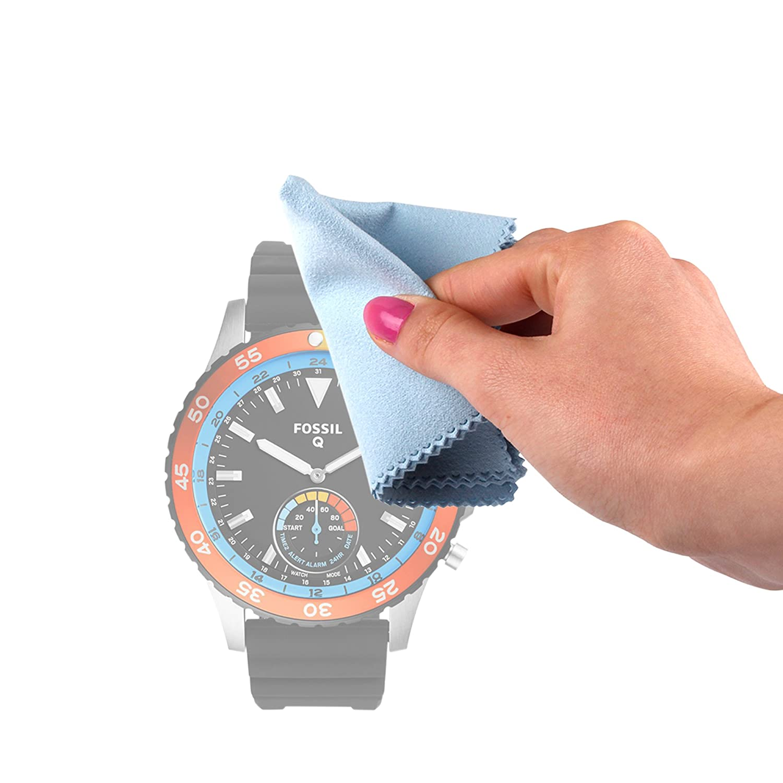DURAGADGET Gamuza Limpiadora para Smartwatch Fossil Q Wander ...