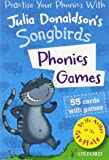 Oxford Reading Tree Songbirds: Phonics Games Flashcards (Practise Your Phonics With)