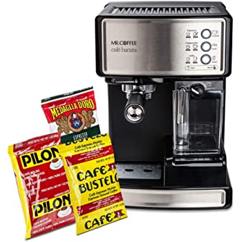 Amazon Com Mr Coffee Bvmc Ecmp1000 Cs30 Cafe Barista