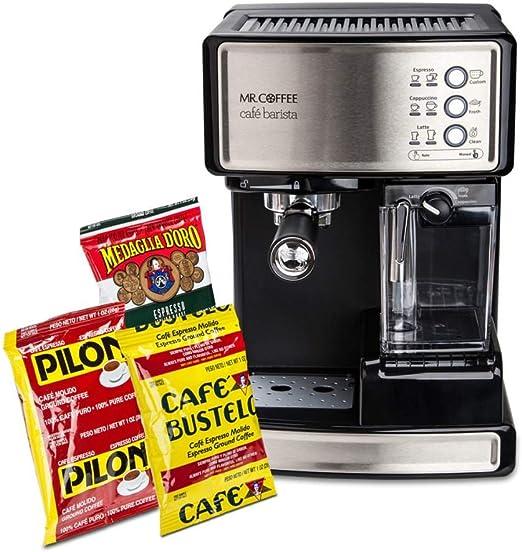 Amazon.com: El Sr. Café bvmc-ecmp1000-cs30 Café Barista ...