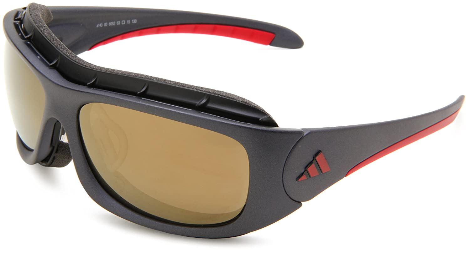 1da93d00e63 Amazon.com  adidas Terrex Pro a143-6052 Rectangle Sunglasses