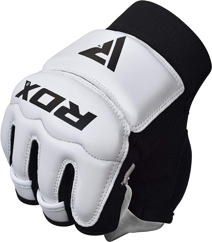 RDX Gants de Sac de Boxe Taekwondo WTF Protection TKD Boxe Sparring la Lutte Sport Gants Gants de Sparring freefight Punch daccueil