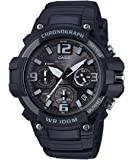 Casio Youth Analog Black Dial Men's Watch-MCW-100H-1A3VDF (AD213)