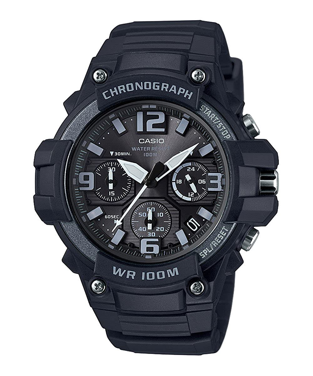 Casio Youth-Analog Analog Black Dial Best Mens Watches Under 5000 in India to buy in 2019 - Reviews & Buyers Guide