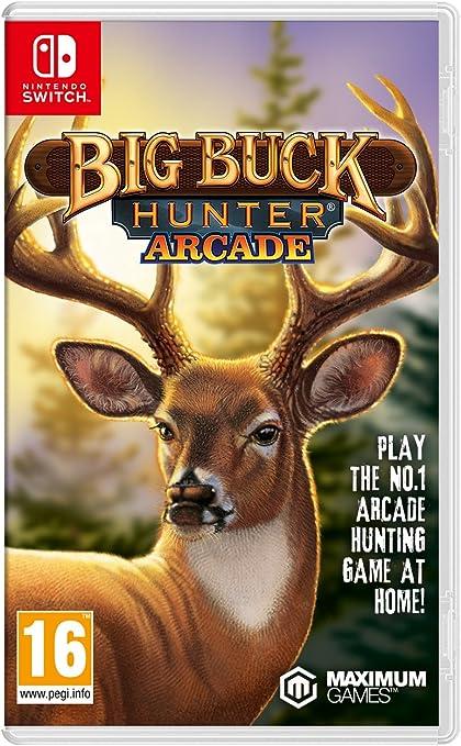 Big Buck Hunter Switch: Amazon.es: Videojuegos