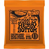 Ernie Ball 2215 Skinny Top Heavy Bottom 10-52 String Set