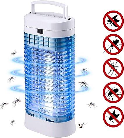 Insektenvernichter Mückenlampe Freistehend Aufhängevorrichtung Insektenfalle