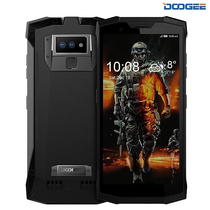 Telephone Portable Debloqué, DOOGEE S80 IP68 IP69K Smartphone Imperméable Antichoc: Amazon.fr: High-tech
