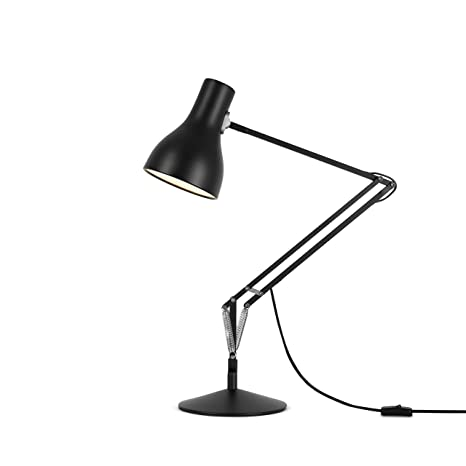 newest collection eb7f6 c0135 Anglepoise Type 75 Desk Lamp - Jet Black