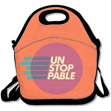 Amazon.com: unstoppablelunch bolsa para niños bolsa de ...