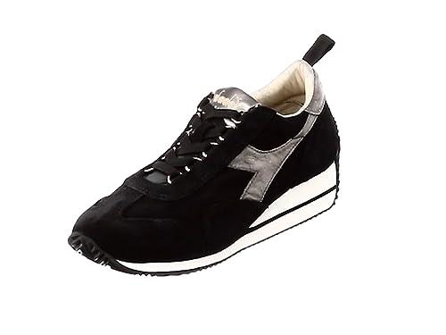 Diadora Sneaker Equipe W SW HH Evo 201.173898 Black Taglia