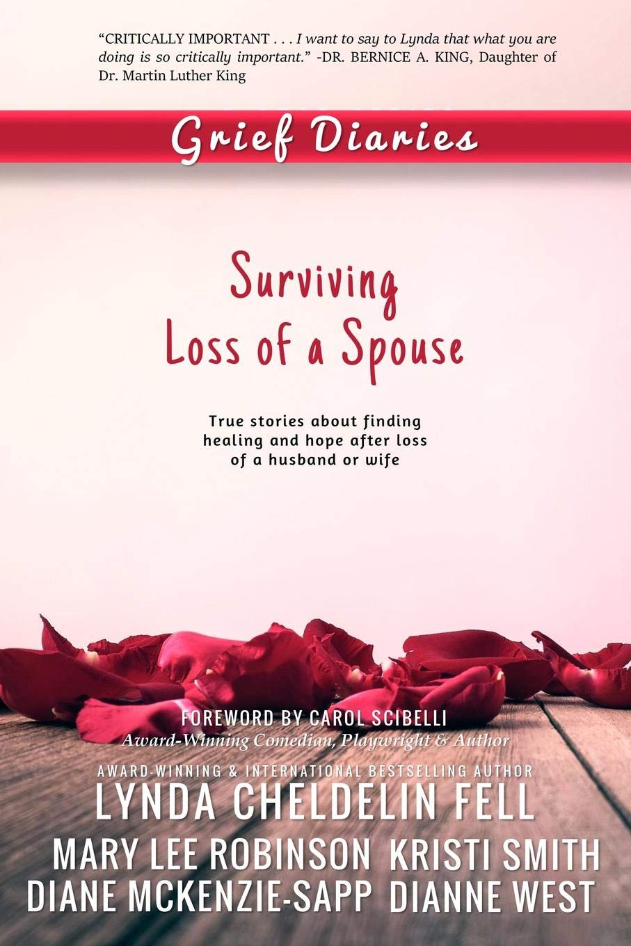 How to comfort a spouse who is grieving