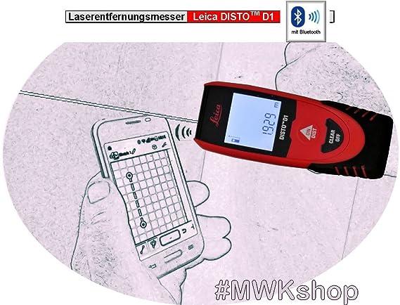 Leica Disto Laser Entfernungsmesser : Laserentfernungsmesser leica disto d amazon baumarkt