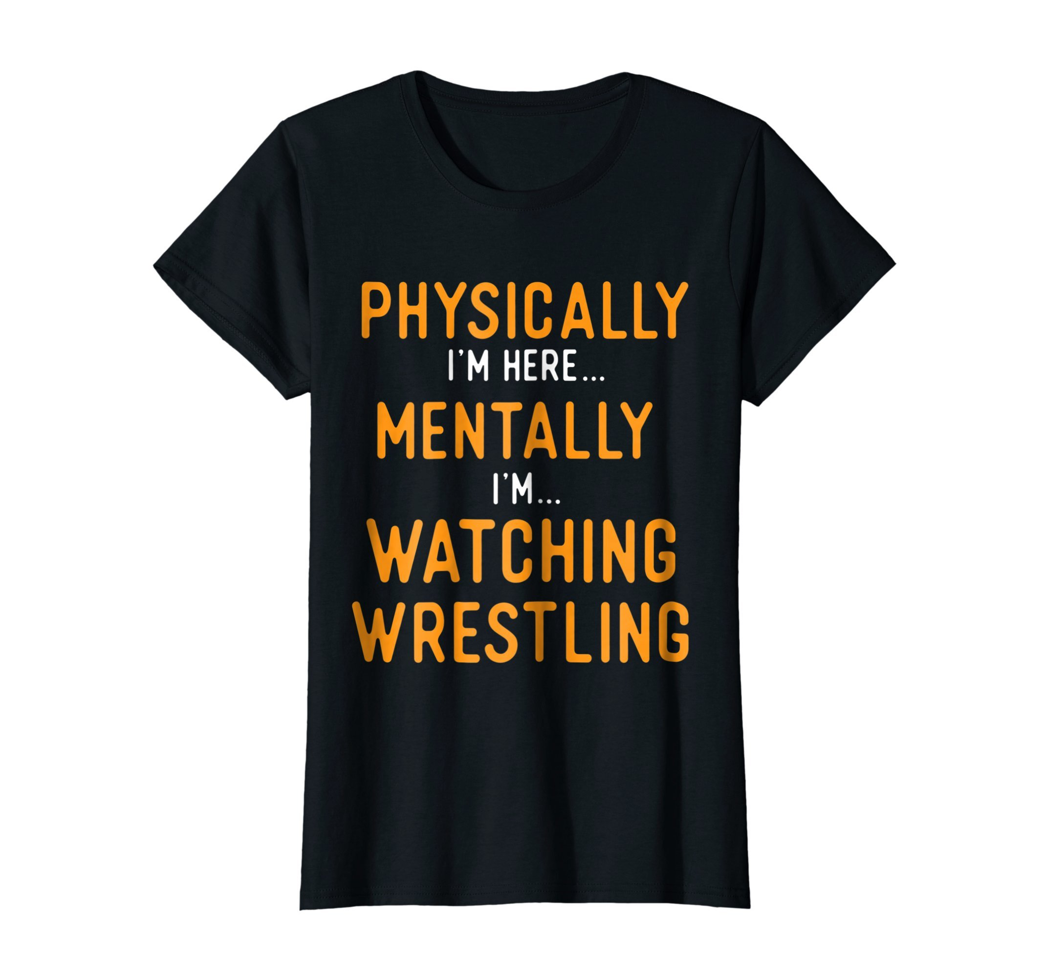Womens Smart Wrestling Gifts for Fans Love Wrestling Funny shirt Medium Black