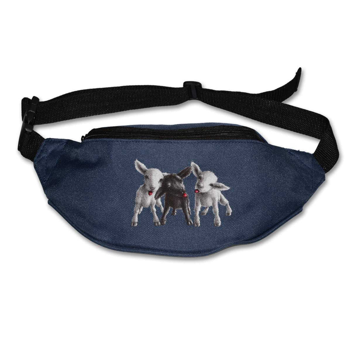 Naughty Goats Sport Waist Packs Fanny Pack Adjustable For Hike