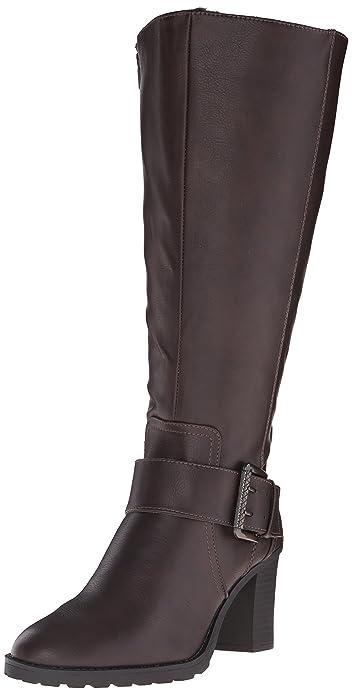 Lifestride Botas Chocolate Sasha Mujer Zapatos Mujer Con