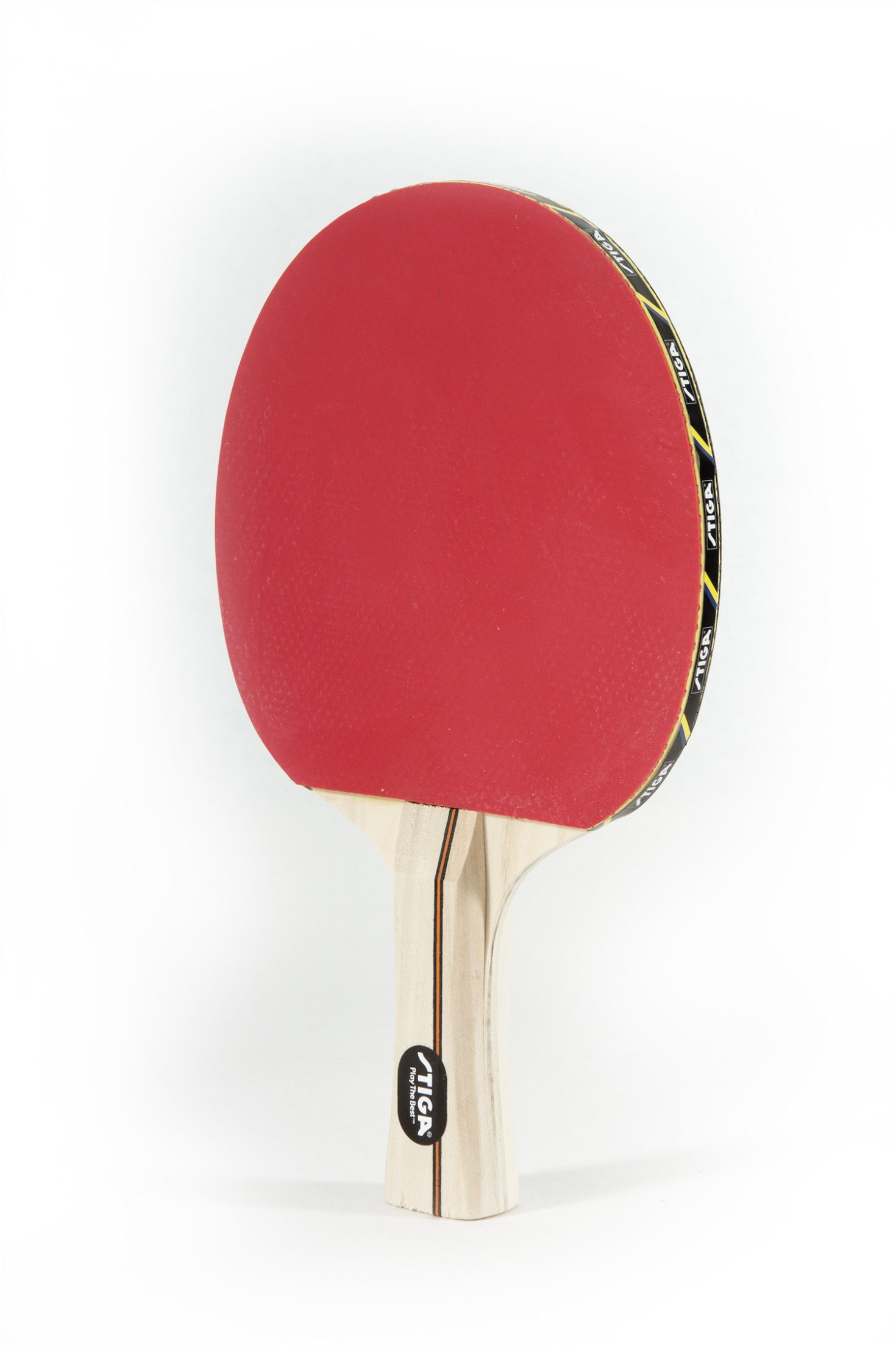 STIGA Performance 4-Player Table Tennis Racket Set with Inverted Rubber for Increased Ball Control and Added Spin by STIGA (Image #8)