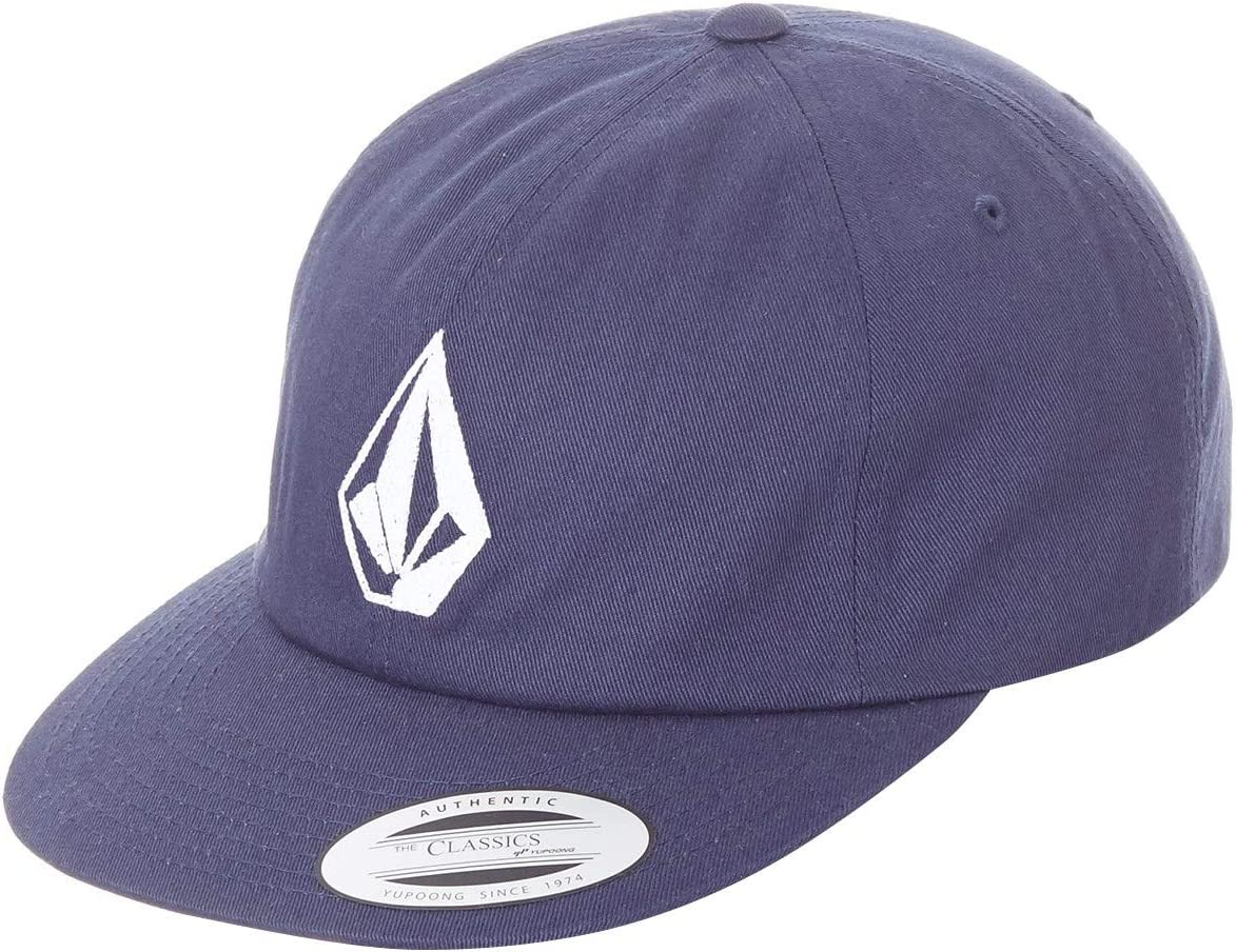 Volcom Stone Battery Gorra, Hombre, Azul (Navy), O/S: Amazon.es ...