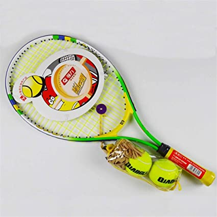 Taiwanrns Authentic Qiangli 568B New Junior Tennis Racquet Training Racket for Kids Youth Childrens Tennis Rackets