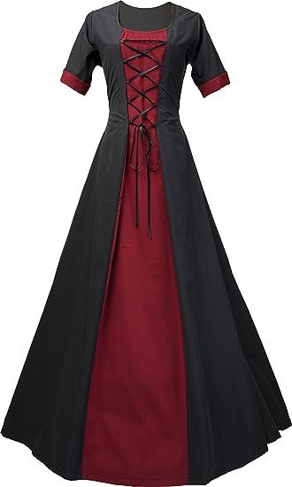 Dornbluth Damen Mittelalterkleid Klara Made in Germany