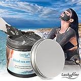 Maschera di Fango del Mar Morto LuckyFine Pulizia Profonda della Pelle Ridurre i Pori Efficace Rimozione di Acne