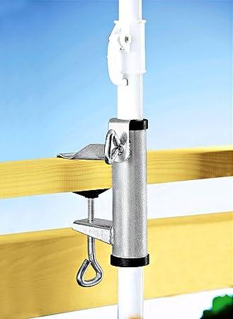Amazon.de: Sonnenschirmhalter für Balkon, Tisch und Stuhl ...