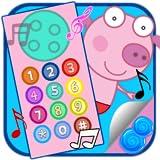 Peka Pig Funny Phone