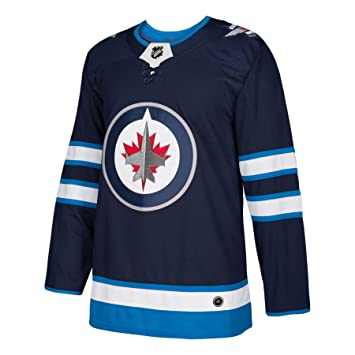 info for a972d c36f4 Winnipeg Jets NHL Authentic Pro Home Jersey
