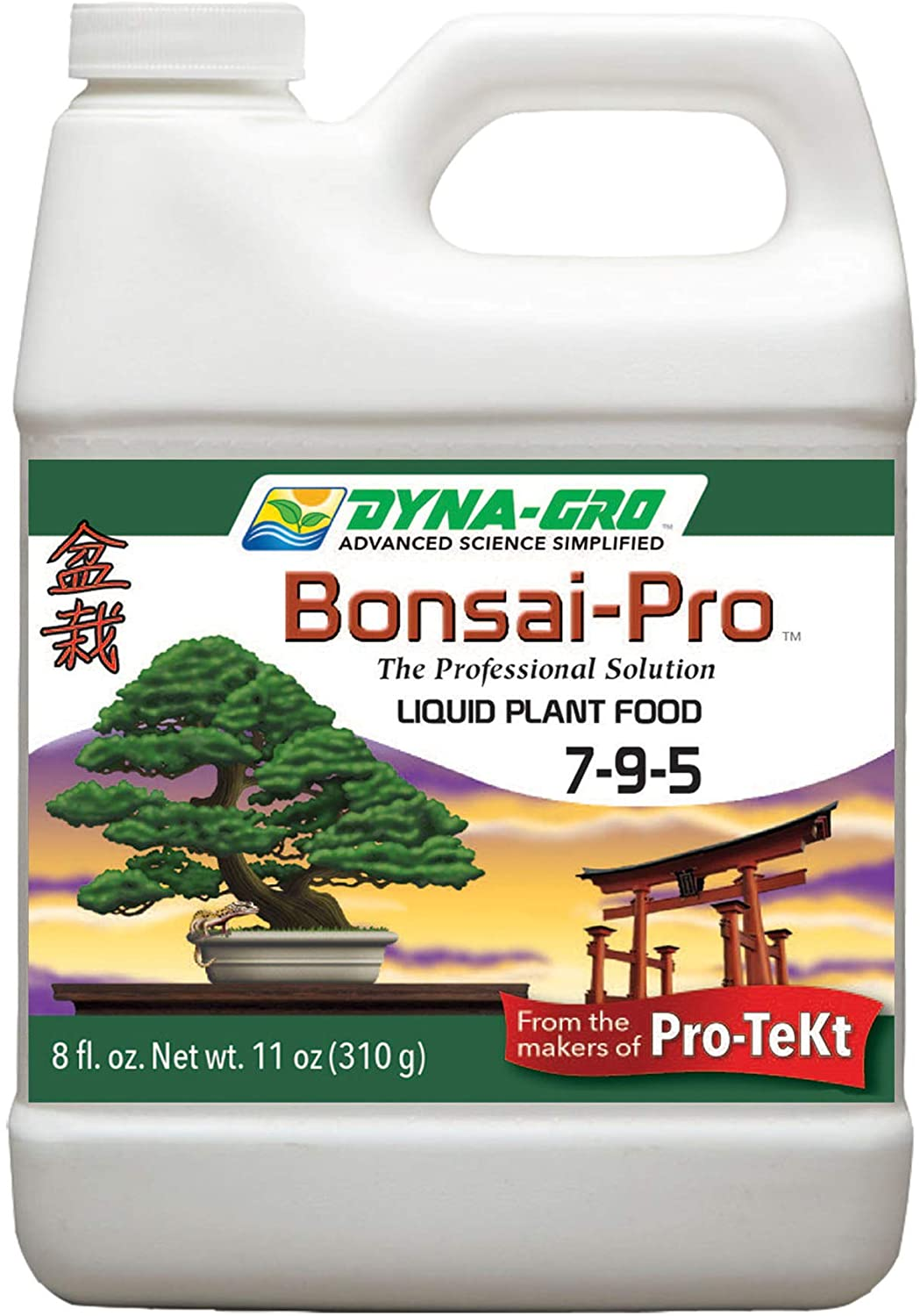 Dyna-Gro BON-008 8 oz Bonsai-Pro Liquid Plant Food
