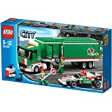 LEGO City Town 60025 - Camion da Gran Premio