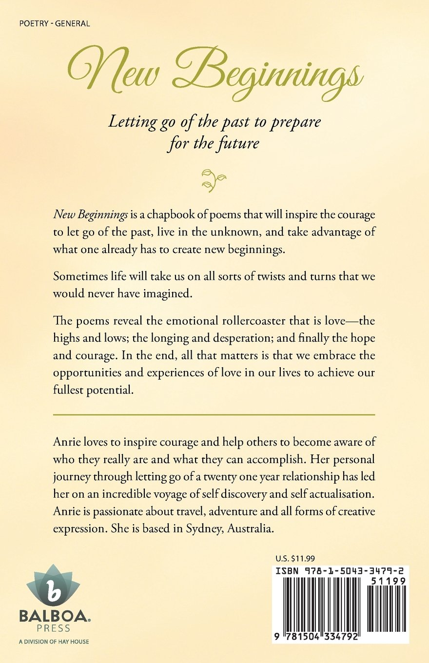 New Beginnings Letting Go Of The Past To Prepare For The Future