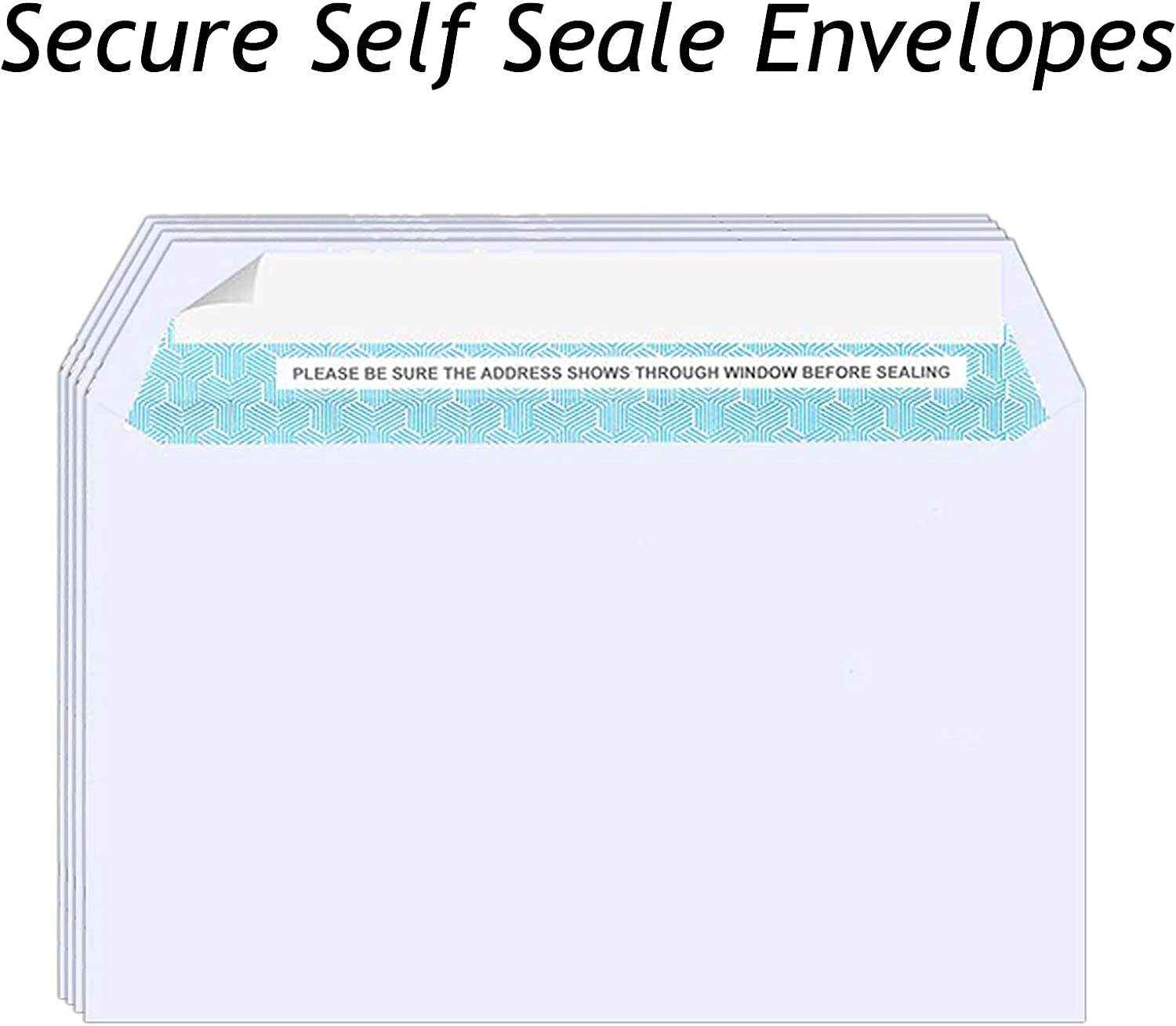 2020 1099 NEC Tax Form Kit for 25 Employees with Self-Seal Envelopes Designed for QuickBooks and Accounting Software 5 Part