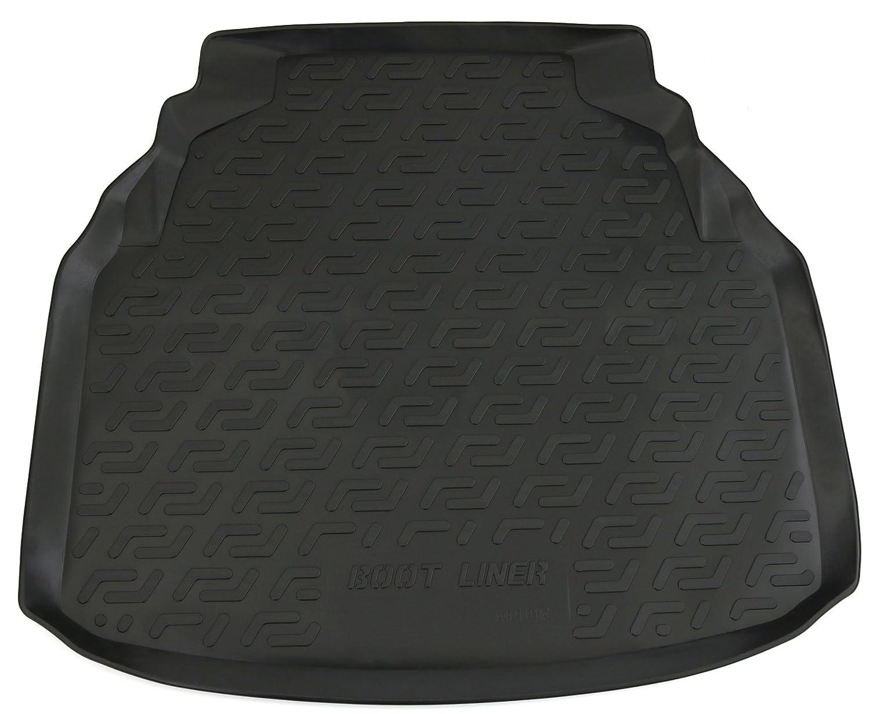 schwarz AD Tuning TM22018 Passform Gummi Kofferraumwanne rutschfest