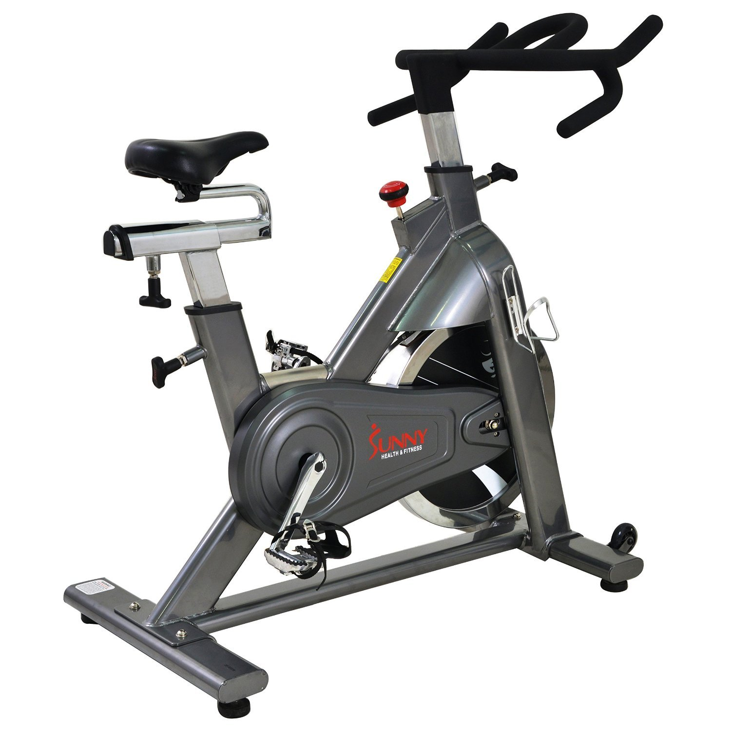 Heavy Duty Chain Drive Indoor Cycling Exercise Bike