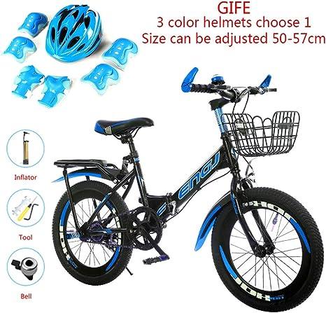 Bicicleta para niños Bicicleta Bicicleta Bicicleta de montaña de 2 ...