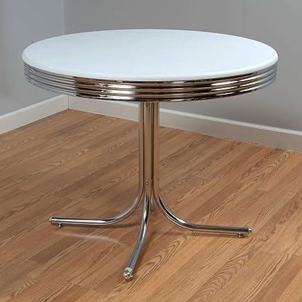 Etonnant Bistro Retro Dining Table
