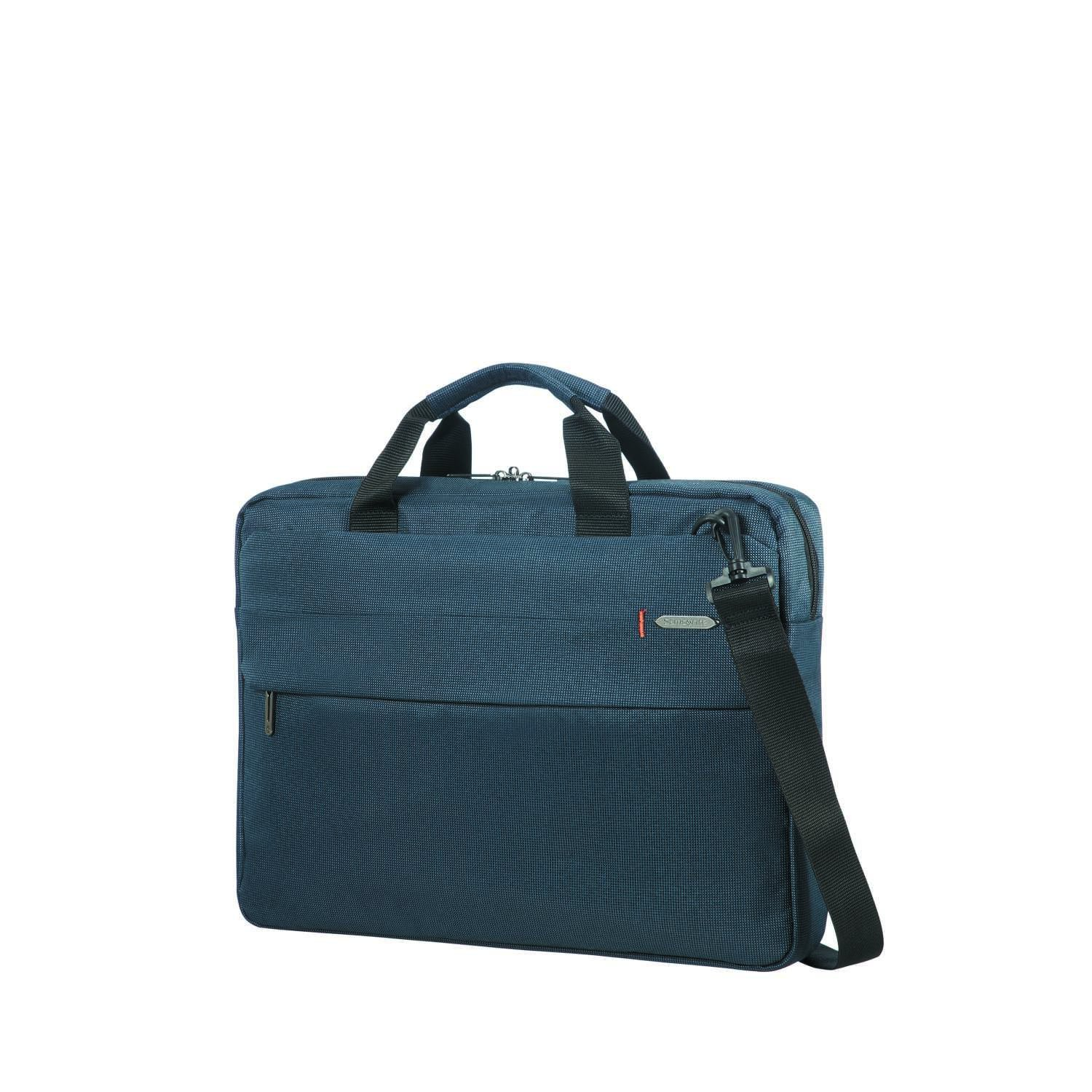 SAMSONITE Network 3 - Laptop Briefcase 17.3 Aktentasche, 44 cm, 15.5 L, Bottle Green 93060/4032