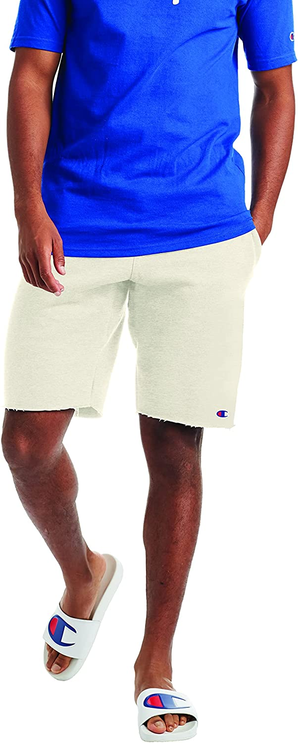 Champion Men's 10 free Inch Weave Shorts Super special price Reverse Cut-Off