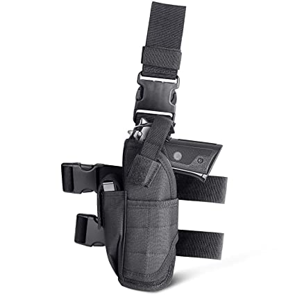 Sports Bags Sports & Entertainment Analytical Hunting Waist Bag Multi-purpose Leg Holster Military Army Drop Holster For Outdoor Games Equipment With Adjustable Strap