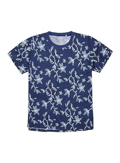 Pepe Jeans Camiseta Oaks Azul Hombre M Azul: Amazon.es: Ropa y ...