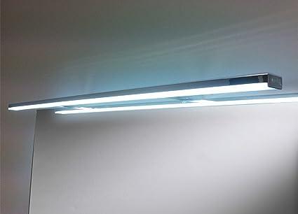 lampada led per illuminazione bagno esther s3 l800mm 1309lumen 5700k con parte illuminante in