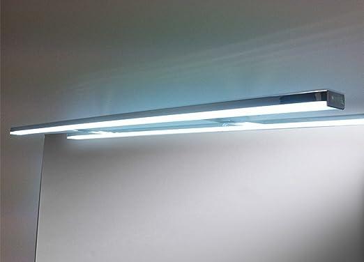 4 opinioni per Ebir- Lampada a LED per l'illuminazione del bagno Esther S3 L800mm 12W 1309lumen