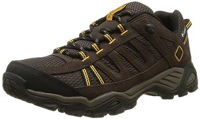 Columbia Men s North Plains Trail Shoe Stout Yellow Curry