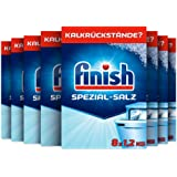 Finish, Spezial-salz (Pack de 8, 8 x 1,2 Kg)