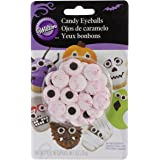 Wilton 710-0167 Red Vein Candy Eyeballs