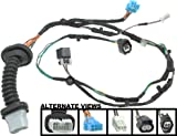 71fJrC9anCL._AC_UL160_SR160160_ amazon com 2006 2009 dodge ram 2500 3500 mega cab rear door 2009 dodge journey door wiring harness at eliteediting.co