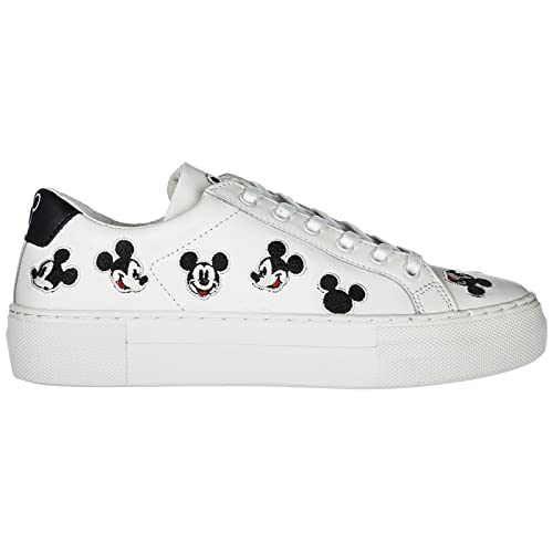 MOA Master of Arts Scarpe Sneakers Donna in Pelle Nuove