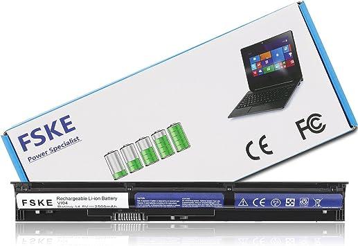 FSKE VI04 Batería del Ordenador portátil para HP Envy 14 15 17 ...