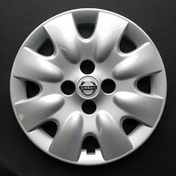 Tapacubos de 14 pulgadas para Nissan Micra, Note, Almera o Primera: Amazon.es: Coche y moto