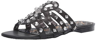 231d8fe351e6 Amazon.com  Sam Edelman Women s Beatris Slide Sandal  Shoes